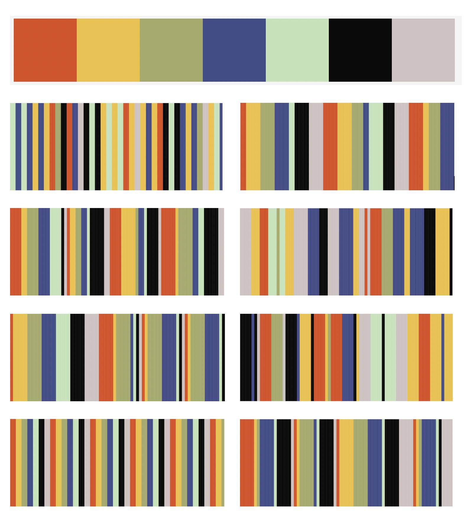 Designing for Checks, Plaids & Striped Fabrics - Red Stone Glen